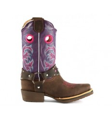 JUGO BOOTS® 385 BOTA DE MUJER PULL-UP SHEDRON