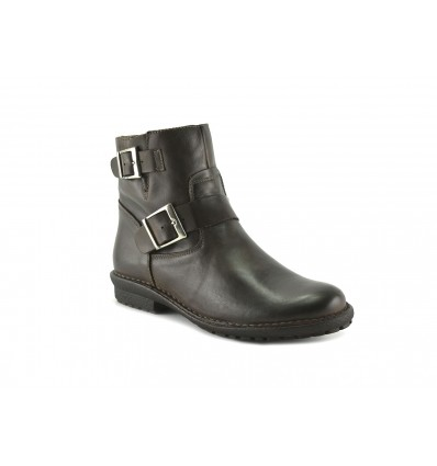 Leather Ankle boots Woman By Dos de Dos
