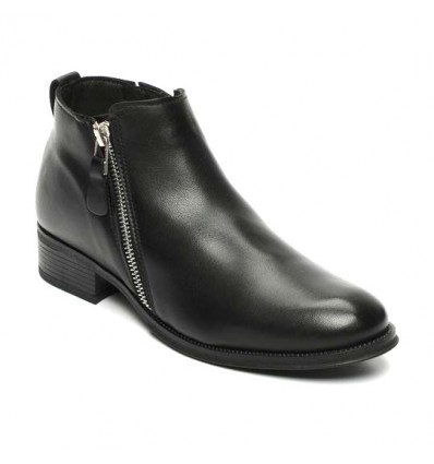 Leather Ankle boots Woman By TUPIÉ